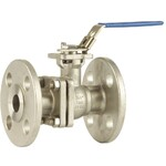 ANSI 150 Stainless Steel Flanged Fire Safe Ball Valve
