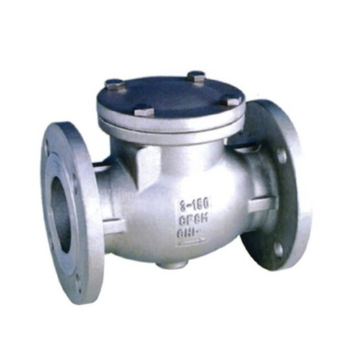 Flanged Stainless Steel Swing Check Valve